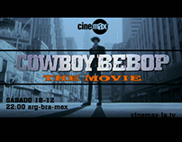 HBO LAG - Cinemax Cowboy Bebop Promo Campaign