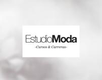 Página web Estudio Moda