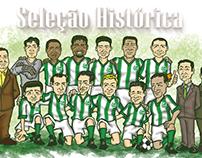 Seleção Histórica 100 anos Esporte Clube Juventude