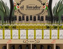 Cardboard PDQ for El Jimador