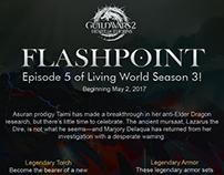 FASHPOINT - GW2 Poster