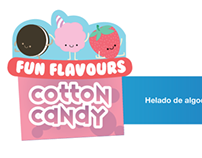 Baskin Robbins- Fun Flavours
