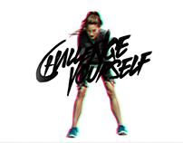 Challenge Your Self - Nike