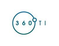 Logotipo 360 Soluções em TI