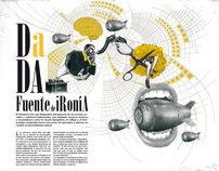 Diseño 2. Fasciculo Dadaista