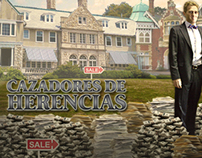 Cazadores de Herencias - SNAPTV for History Channel