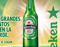 Adaptación al español - Heineken