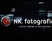 Publicidad audiovisual NK fotografías