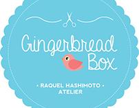 Logo Gingerbread Box