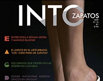 INTO | Editorial Design