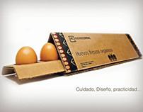 Empaque Huevos Corral