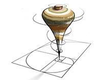 Geometría Elemental por Dennis Ávila -Diseño Editorial-