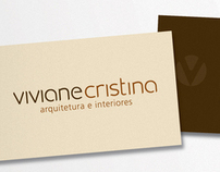 Identidade Visual Viviane Cristina