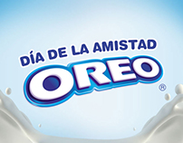 OREO DÍA DE LA AMISTAD - Minisite (Proposal)