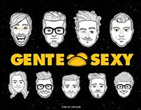 Gente Sexy | Fanart nº1