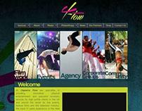 """Desarrollo web """"Capoeiraflow"""""""