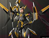 Cyborg Harpie