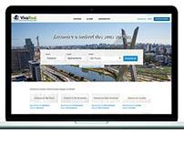 VivaReal.com.br Home Page redesign