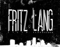 Fritz Lang | Desplegable Tipográfico