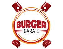 Logo Burger Garaje