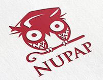 NUPAP Aulas Particulares - Logo