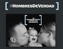 DOVE MEN #HOMBRES DE VERDAD