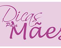 Logotipo do Blog Dicas para Mães
