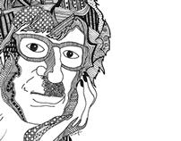 Charly García | Dibujo