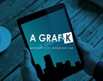 Identidade Visual - A Graf-K
