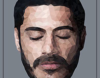 Criolo - low poly