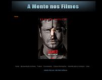 A Mente nos filmes - web site