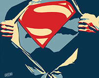 Superman Hope poster