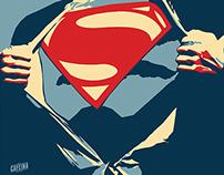 Superman Hope poster