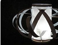 Groove - Luminária modular