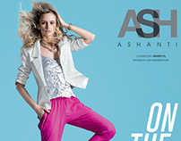 "ASH ""On the move"" Spring Summer 2015"