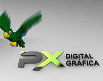 Website - PX Gráfica