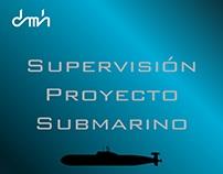 Supervisión Proyecto Submarino