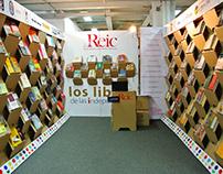 Cardboard book displays