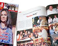 Revistas Fiesta e Saber