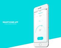 Smarthome app design