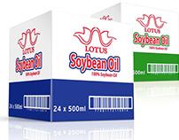 Packaging, etiquetas y cajas Aceite comestible, 2010