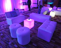 Mobiliario Lounge Para Eventos