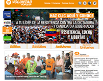 Home pagina web
