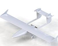 ALBATROS 2.0, UAV Explorador con Energía Solar