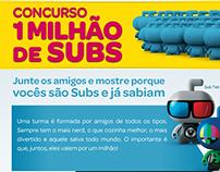 Concurso Mídia Sociais - Submarino.com