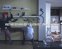 Joinville Prefeitura Municipal - DEPREDAÇÃO