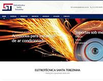 Website - Eletrotécnica Santa Terezinha