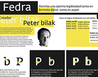 Infografía Peter Bilak