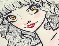 Downtown Girl - Ilustração