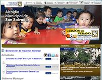 Web site municipal